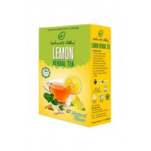 Nature'S Ally Lemon Tea 500Gm