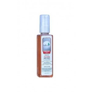 Rustic Art - Crimson Red Organic Rose Face Wash