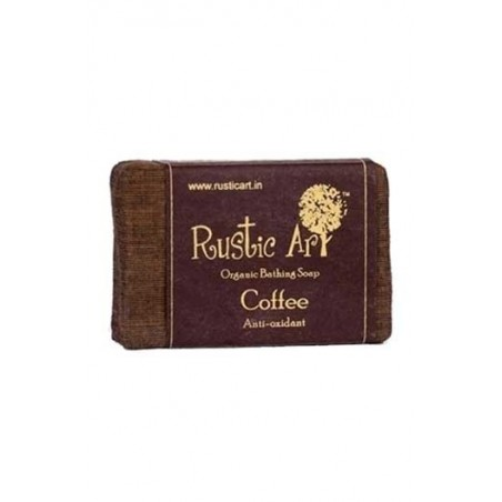 Rustic Art - Organic Coffee Soap
