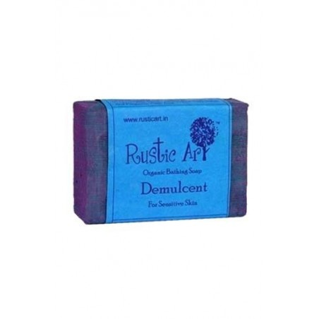 Rustic Art - Organic Demulcent Soap For Sensitive Skin
