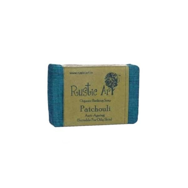Rustic Art - Organic Patchouli Soap
