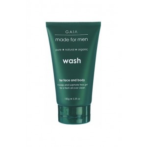 Gaia Made for Men Face & Body Wash 150ml