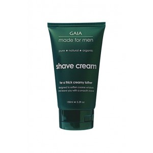 Gaia Made for Men Shave Cream 150ml