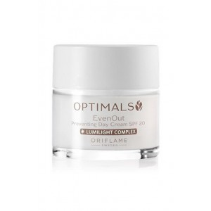 Oriflame Optimals Even Out Preventing Day Cream SPF20