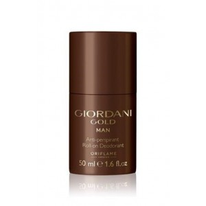 Oriflame Giordani Gold Man Anti-perspirant Roll-On Deodorant