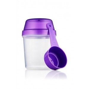 Oriflame Purple Shaker and Scoop