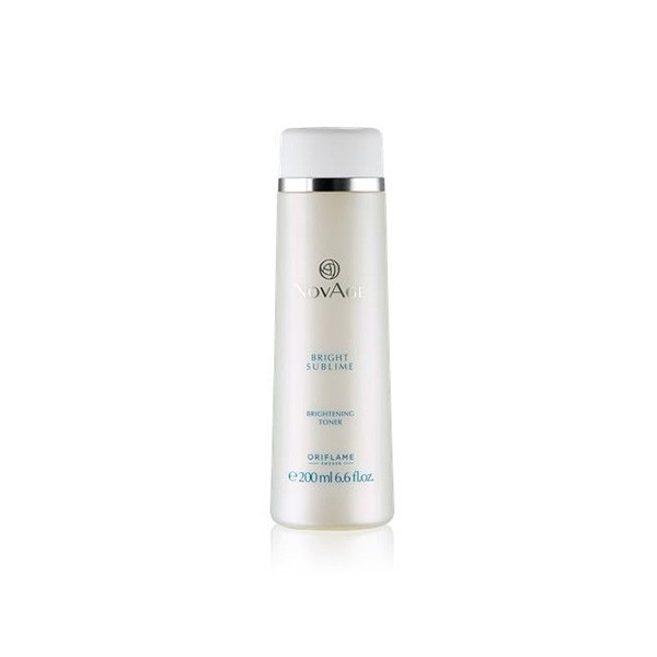 Oriflame NovAge Bright Sublime Advanced Brightening Toner