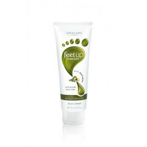 Oriflame Feet Up Comfort Overnight Moisturising Foot Cream