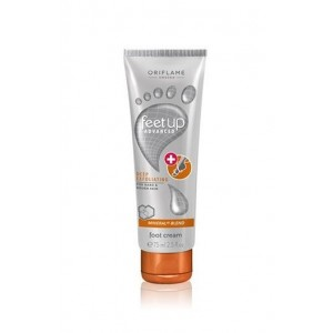Oriflame Feet Up Advanced Deep Exfoliating Foot Cream