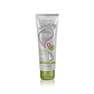 Oriflame Feet Up Advanced Cracked Heel Repair & Smooth Foot Cream
