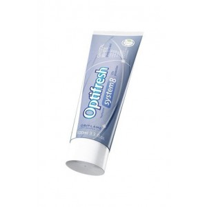 Oriflame Optifresh System 8 Crystal White Toothpaste