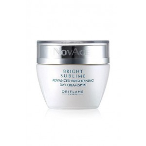 Oriflame NovAge Bright Sublime Advanced Brightening Day Cream SPF 20