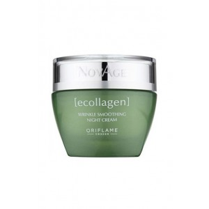 Oriflame NovAge Ecollagen Wrinkle Smoothing Night Cream