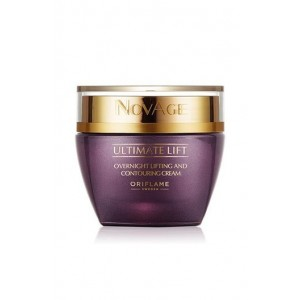 Oriflame NovAge Ultimate Lift Overnight Lifting & Contouring Cream