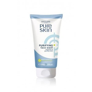 Oriflame Pure Skin Purifying Face Wash - 32646