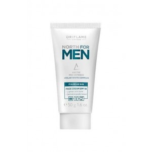 Oriflame  North For Men Fairness Face Cream - 32667