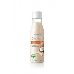 Oriflame Love Nature Conditioner for Dry Hair Wheat & Coconut Nut Oil