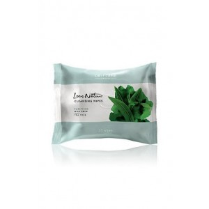 Oriflame Love Nature Cleansing Wipes Tea Tree