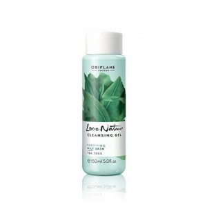 Oriflame Love Nature Cleansing Gel Tea Tree