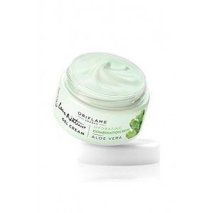 Oriflame Love Nature Gel Cream Aloe Vera