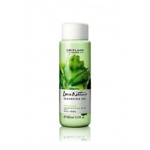 Oriflame Love Nature Cleansing Gel Aloe Vera