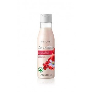 Oriflame Love Nature Conditioner For Coloured Hair Rosehip & Linseed Oil