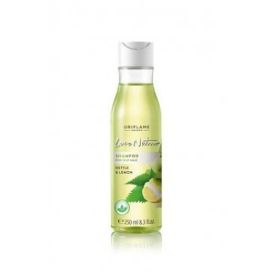 Oriflame Love Nature Shampoo For Oily Hair Nettle & Lemon