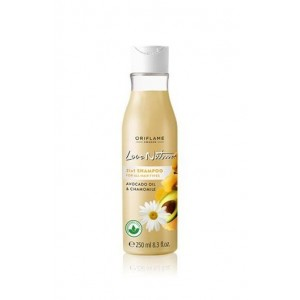 Oriflame Love Nature 2in1 Shampoo For All Types Avocado Oil & Chamomile