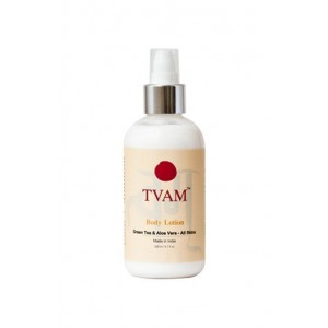 Tvam Green Tea and Aloe vera Body Lotion