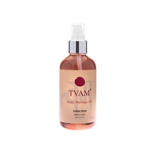 Tvam Rose Body Massge Oil