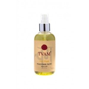Tvam Almond and Sandal Face Wash