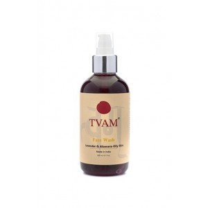 Tvam Lavendar and Aloevera Oily Skin Face Wash