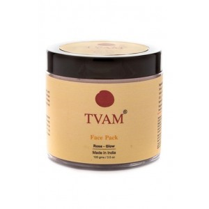 Tvam Rose Glow Face Pack