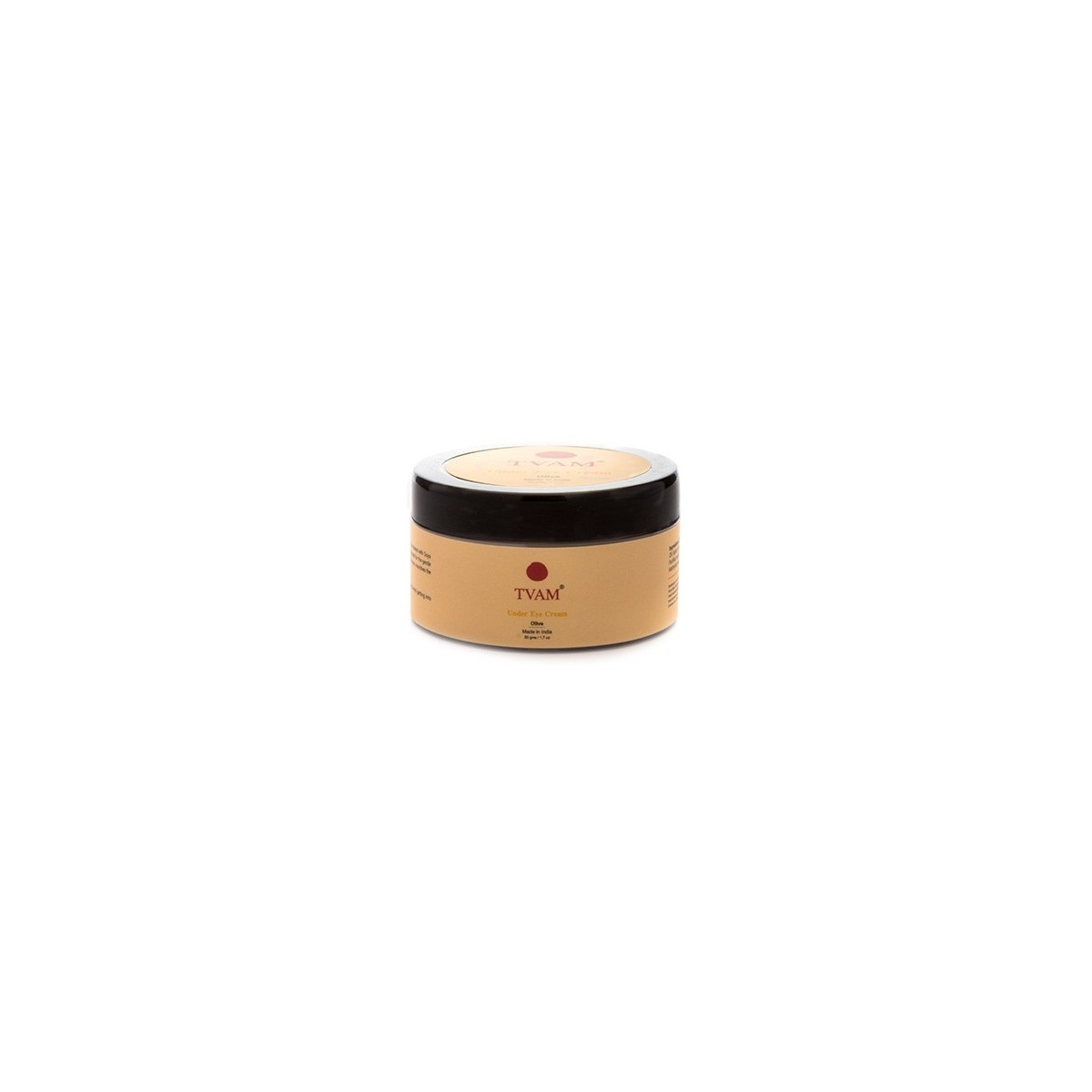 Tvam Olive Under Eye Cream