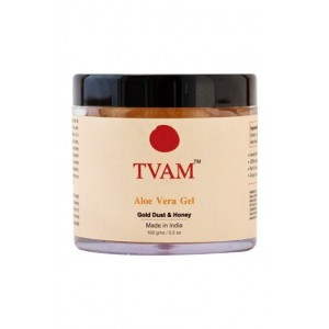Tvam Gold Dust & Honey Aloe Vera Gel