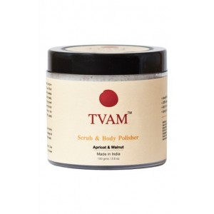 Tvam Apricot & WalnutScrub Body Polisher
