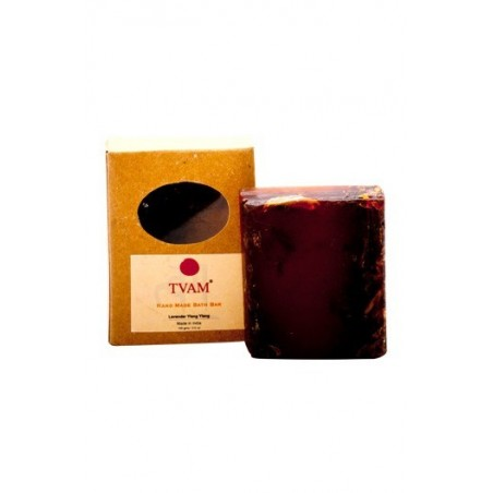 Tvam Lavender and Ylang Ylang Handmade Soap