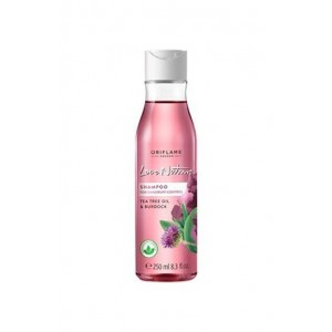 Oriflame Love Nature Shampoo For Dandruff Control Tea Tree Oil & Burdock - 32623