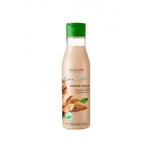 Oriflame Love Nature Shower Cream with Nourishing Almond Oil - 32616