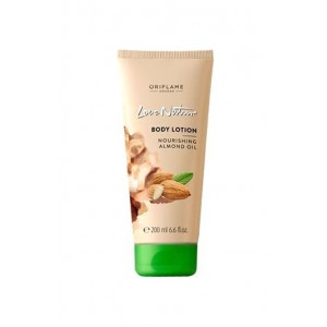 Oriflame Love Nature Body Lotion with Nourishing Almond Oil - 32617