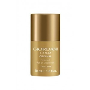 Oriflame Giordani Gold Original Perfumed Roll-On Deodorant - 32160
