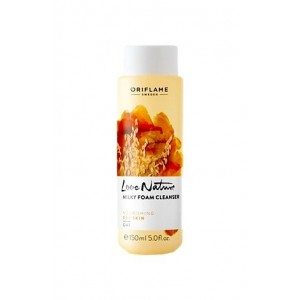 Oriflame Love Nature Milky Foam Cleanser Oat - 33522