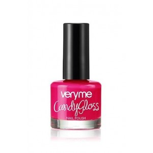 Very Me Candy Gloss Nail Polish Juicy Pink(33175)