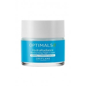 Oriflame Optimals Hydra Radiance Nourishing Night Cream Normal/Combination Skin - 32463