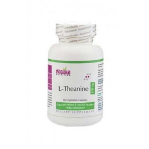 Zenith Nutrition L-Theanine 100mg - 60 Veg Capsules