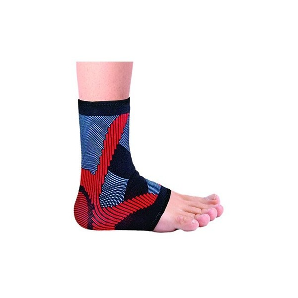 Vissco Pro 3D Ankle Support with Gel Padding
