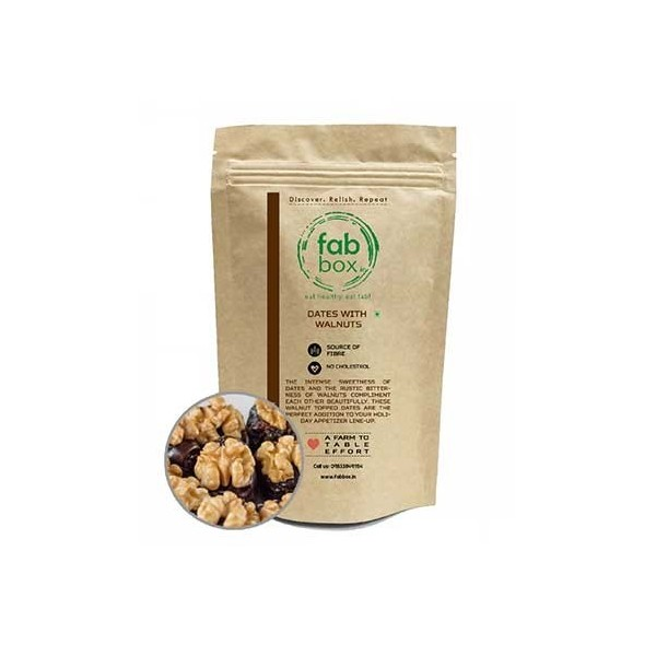 FabBox Dates with Walnuts