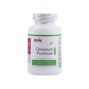 Zenith Nutrition Chromium Picolinate
