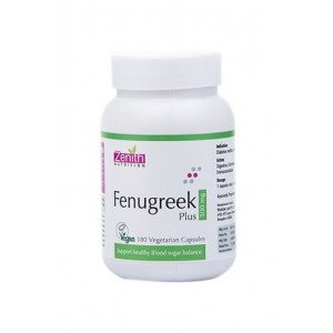 Zenith Nutrition Fenugreek Plus - 500 mg