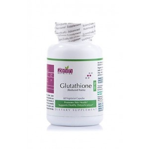 Zenith Nutrition Glutathione - 500 mg 30 capsules